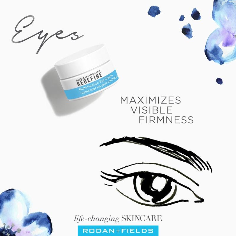 REDEFINE-Multi-Function Eye Cream- Spring